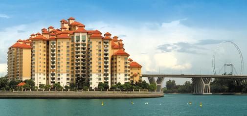 Costa Rhu condominium in Singapore